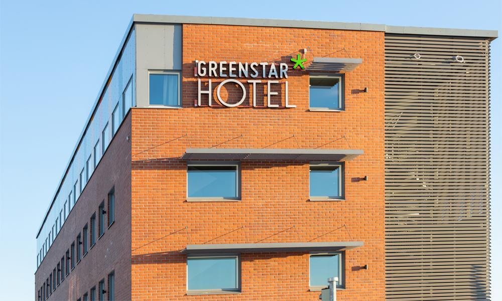 GreenStar Hotel Vaasa