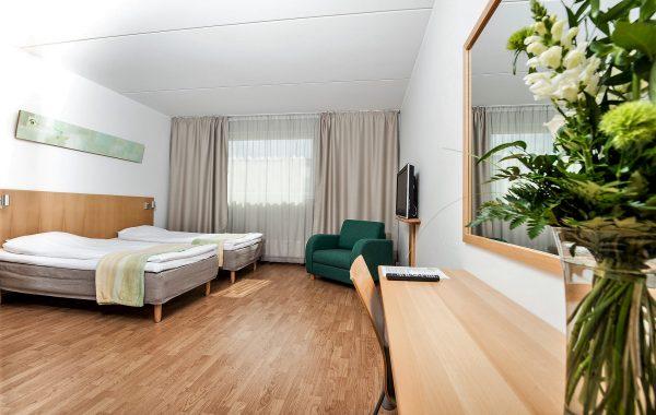 Green Standard Triple Room (Joensuu)